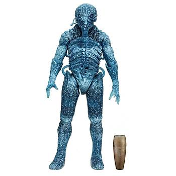 """Prometheus 7"""" Holographic Engineer in Chair Suit Action Figure Series 3"""