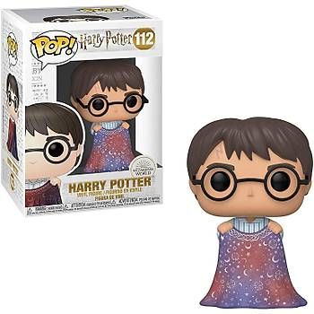 Funko Pop Harry Potter - Harry with Invisibility Cloak