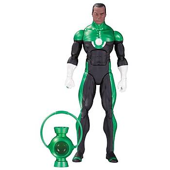 DC Collectibles DC Comic Icons Green Lantern John Stewart Mosaic Action Figure