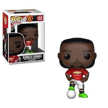 Funko POP Football Manchester FC - Romelu Lukaku