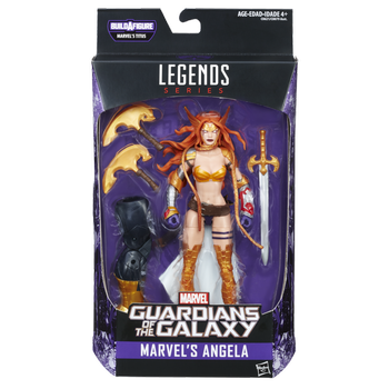 Marvel Legends Guardians of the Galaxy Angela