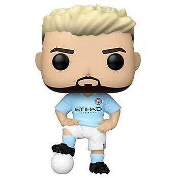 Funko POP Football Manchester City - Sergio Aguero