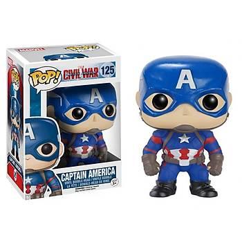 Funko POP Marvel Captain America 3 Captain America
