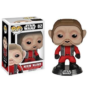 Star Wars Nien Nunb Funko Pop!
