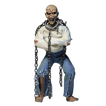 "Iron Maiden Clothed Piece Of Mind 8"" Action Figure"