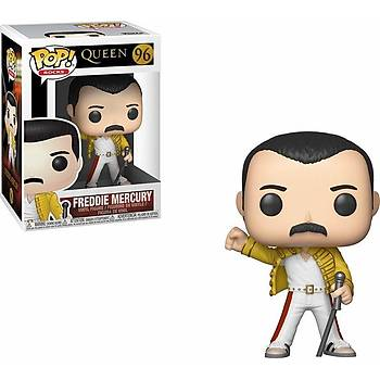 Funko POP Rocks Queen - Freddy Mercury Wembley 1986