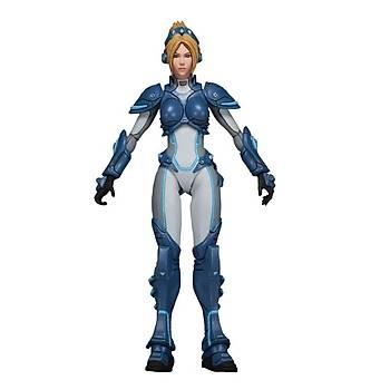 "Heroes Of The Storm 7"" Nova Action Figure"