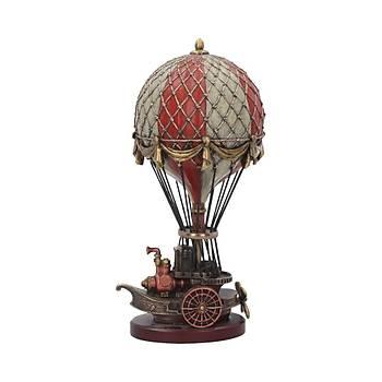 Balloonist 24.5cm Dekoratif Zeplin Balon