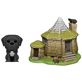 Funko POP Harry Potter - Hagrid's House with Fang