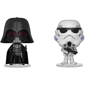 Funko POP VYNL Star Wars - Darth Vader & Stormtrooper