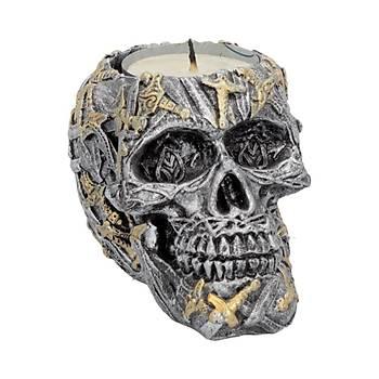 Cranial Blade 10cm  Dekoratif Kurukafa Mumluk