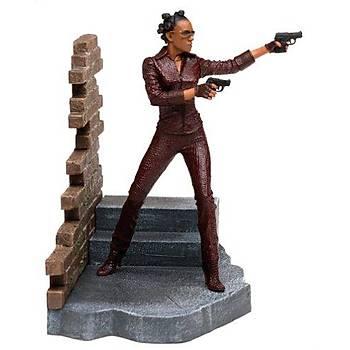 McFarlane Toys Series 2 Matrix Action Figure Niobe Matrix Reloaded