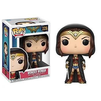 Funko POP DC Wonder Woman Cloak Wonder Woman