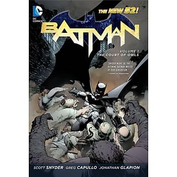 Batman Vol. 1: The Court of Owls