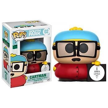 Funko POP South Park Cartman Piggy