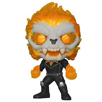 Funko POP Marvel Infinity Warps - Ghost Panther
