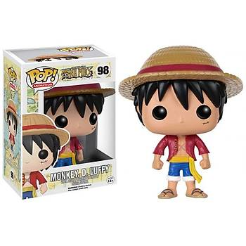 Funko POP One Piece Monkey D. Luffy