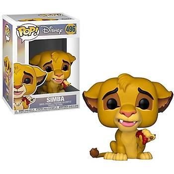Funko Pop Disney - Lion King - Simba