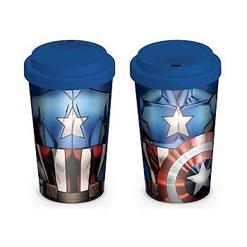Seyahat Kupasý Marvel Captain America Torso