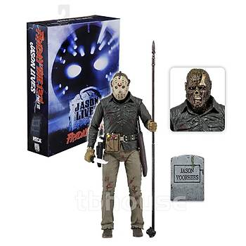 NECA Friday the 13th :Ultimate Jason Part 6  Figure