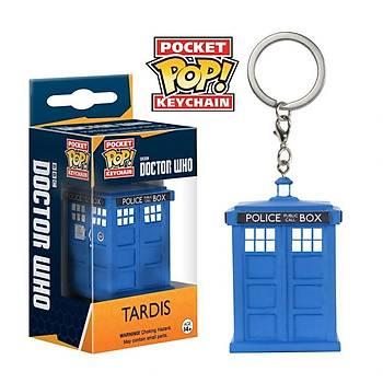Funko POP Anahtarlýk Doctor Who TARDIS