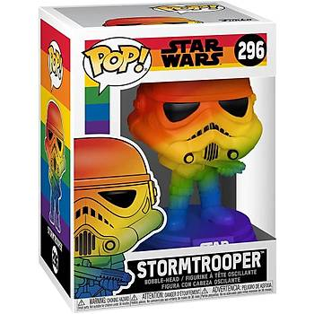 Funko Pop Star Wars Pride - Stormtrooper (Rainbow)