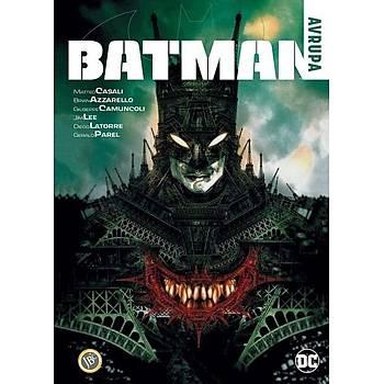Batman: Avrupa Türkçe Çizgi Roman