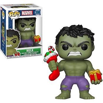 Funko POP Marvel Christmas - Hulk