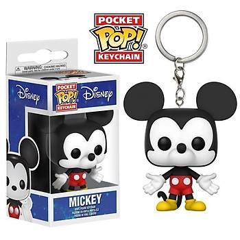 Funko POP Anahtarlýk Disney Mickey