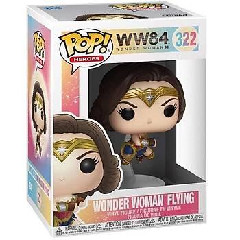 Funko POP Heroes - Wonder Woman 1984 WW Flying (MT)