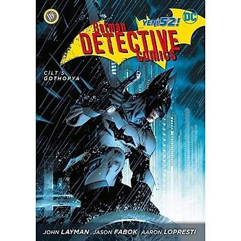 Batman: Yeni 52 Dedektif Hikayeleri 5 Türkçe Çizgi Roman