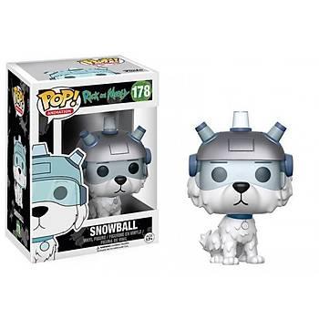 Funko POP Rick & Morty Snowball