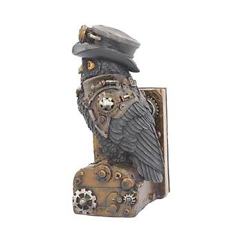 Augmented Wisdom 19cm Dekoratif Baykuþ