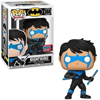 Funko Pop Heroes Batman - Nightwing ( Exclusive )