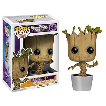Funko POP Movies Guardians Of The Galaxy Dancing Groot