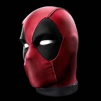 Marvel Legends Deadpool's Head Premium Interactive Head