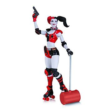 DC Collectibles The New 52: Harley Quinn Action Figure
