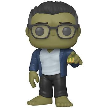 Funko Pop Marvel Avengers Endgame - Hulk with Taco