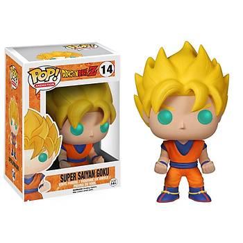 Funko POP Dragon Ball Z Super Saiyan Goku