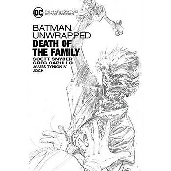Batman Unwrapped : Death of the Family Hardcover