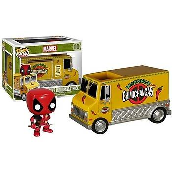 Funko POP Rides Deadpool's Chimichanga Truck
