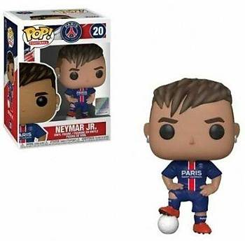 Funko POP Football PSG - Neymar Da Silva Santos Jr.