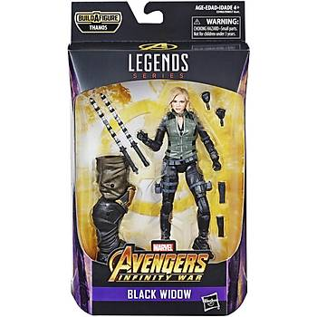 Marvel Legends Best of Avangers Ýnfinity War - Black Widow
