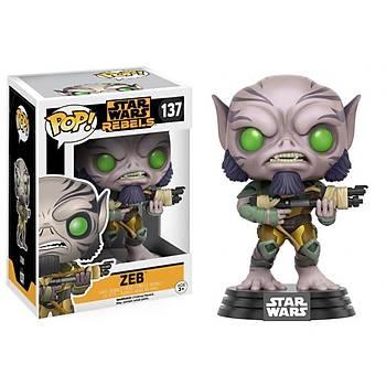 Funko POP Star Wars Rebels Zeb