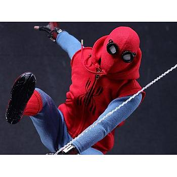 Spider-Man: Homecoming Spider-Man Homemade Suit Version 1/6th Scale Collectible Figure