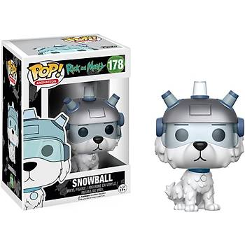 Funko Pop Animation Rick and Morty - Snowball