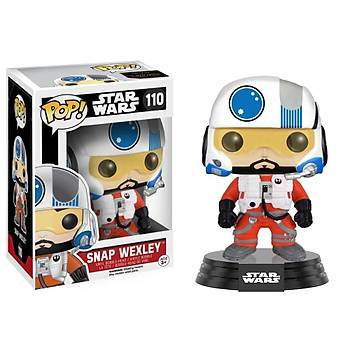 FUNKO STAR WARS: THE FORCE AWAKENS POP! SNAP WEXLEY