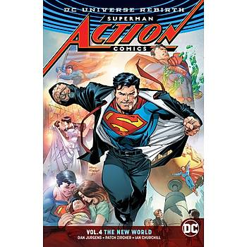 Superman - Action Comics  Vol. 4: The New World