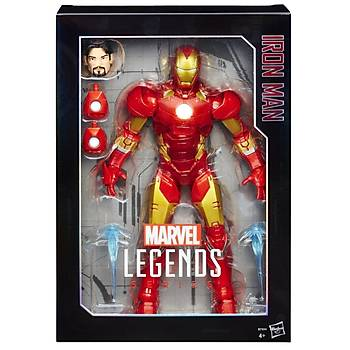 Iron Man 12 inc Legends Series