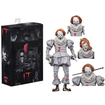 NECA It (2017) Ultimate Pennywise (Well House) Figure